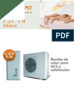 Bombas Biblock