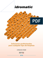 Idromatic Catalogo 2018