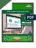 Cuadernillo Excel 2016