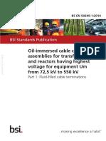 BS EN 50299-1(2014)