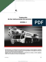 Manual Grua Movil Ac250 1 Terex
