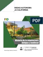 Patrimonio Cultural Arquitectónico