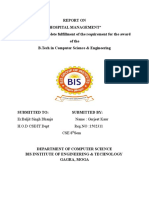 Hospital First Page (Gurjeet Kaur)