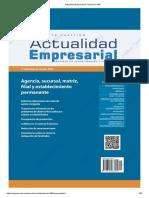 Actualidad Empresarial - Edición N° 360