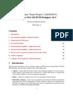 Cadence OrCAD PCBDesigner 16