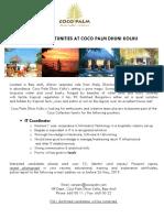 Job Ad Coco Palm - IT Coordinator
