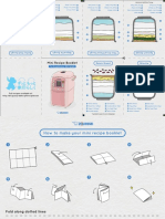 23May Printable Recipe Cheatsheet Booklet