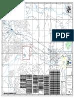 Plano General de Ubicación de Calicatas (Puntos de Excavacion)