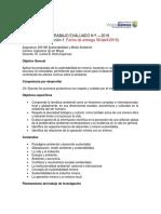 Trabajo Evaluado 1-2019 Sustentabilidad y Medio Ambiente_Rúbrica Corregida