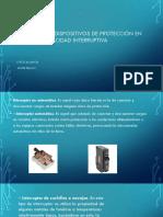 Selección de Dispositivosde Protección en Base Ala Capacidad