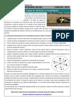 Charla Integral SSI 194 - Salida de Ruedas de Vehículo en Movimiento