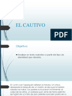 EL CAUTIVO.ppt