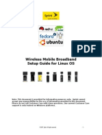 Sprint Mobile Broadband Setup Guide