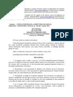 CASE of ANDREESCU v. ROMANIA - [Romanian Translation] Provided by the SCM Romania and Monitorul Oficial R.a.