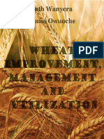 Wheat Improvement Management Utilization 17 i Tae
