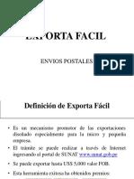 14. Exporta Facil