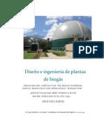 Diseño e Ingeniería de Biogás  II Parte