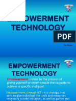 Empowerment Technology
