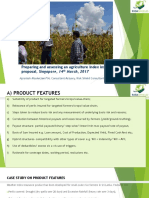 Cf9 Session 2 a2ii Agriculture-Index-Insurance Proposal Am
