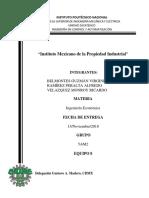 Instituto Mexicano de La Propiedad Industrial