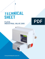 Technical Sheet 2910 En