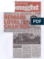 Peoples Tonight, May 27, 2019, Remain Loyal to Charter.pdf