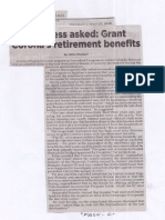 Philippine Star, May 27, 2019, Congress asked Grant Corona's retirement benefits.pdf