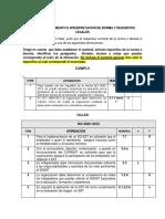 Taller_2 Conocimiento e Interpretación de Norma y Requisito Legal 2019