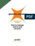 TSM Gemalto Explains