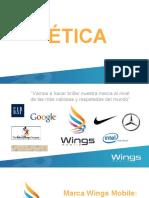 Wings Ética