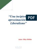 Una incipiente aproximación al Liberalismo