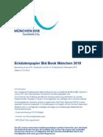 München 2018 - Eckdatenpapier November 2010