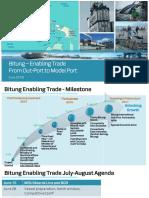 Bitung Enabling Trade Project Official Slides Juli 2016