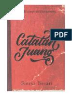 Kumpul PDF - Catatan Juang by Fiersa Besari