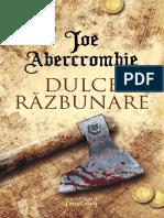 Abercrombie, Joe - Dulce Razbunare