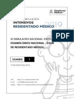 III-SINAVI SimulacrosMedicos Examen