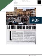 La maledizione dell'Unesco - Panorama del 25 maggio 2019