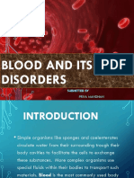 BLOOD AND ITS Diisorders.ppsx