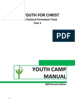 Yfc Youth Camp Manual (2009 Edition)