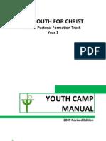 Yfc Youth Camp Manual (2009 Edition)
