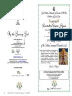2019-9 June - 7 Pascha - Vespers - 1st Ecumenical Council