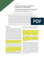 Bashir2016 Spirulina Platensis Protein