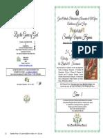 2019-24 June-Vespers -St John Baptist Nativity