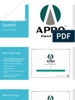 Apro VMS User Manual