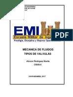 TRABAJO DE INVESTIGACION DE VALVULAS TERMINADO.docx