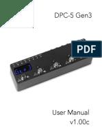 DPC-5-Gen3-Manual-v1.00c