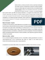 Mezcla de Materiales