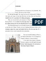 Filiasi - An Interesting Destination for Tourists