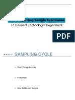 Sop of Garment Technologist
