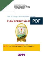 Poa-plan Operativo Anual 2019 (1)